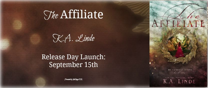 Release Day Review and Giveaway: The Affiliate (Ascension #1) by K.A. Line