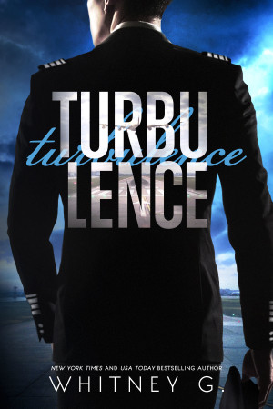 Cover Re-Reveal and Giveaway: Turbulence by Whitney Garcia Williams