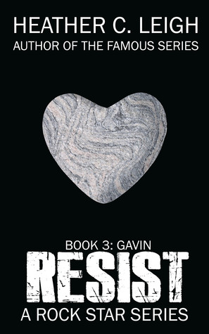 Review and Teaser: Resist: Gavin (Sphere of Irony #3) by Heather C. Leigh