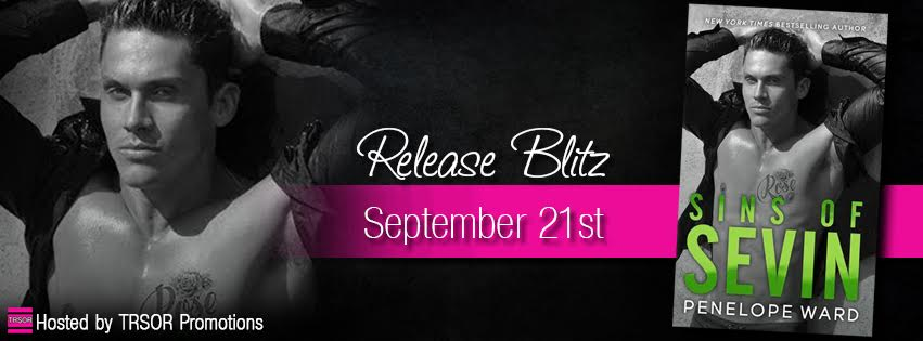 Release Day Blitz Promo: Sins of Sevin by Penelope Ward