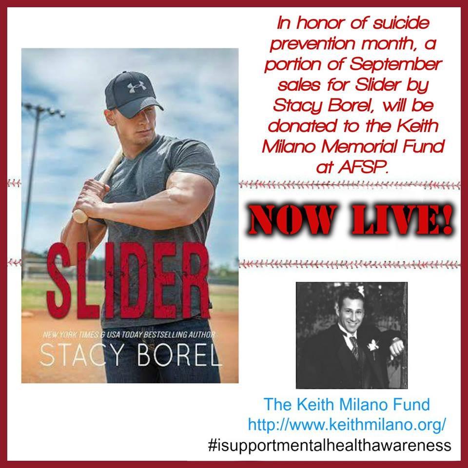 slider donation