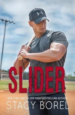 Book Promo: Slider (The Core Four #2) by Stacy Borel