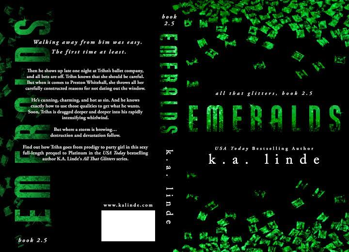 emeralds jacket