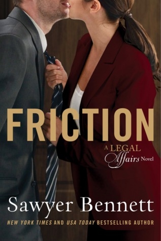 Review: Friction by Sawyer Bennett