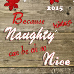 Release Day Review and Giveaway: Because Naughty Holidays Can Be Oh So Nice 2015 by Nicole Edwards