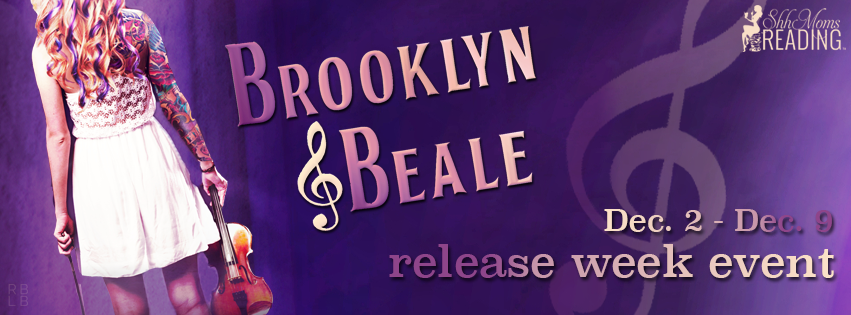 Release Week Event: Brooklyn & Beale by Olivia Evans