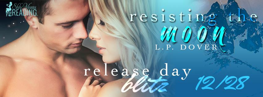 Resisting the Moon Release Day Banner
