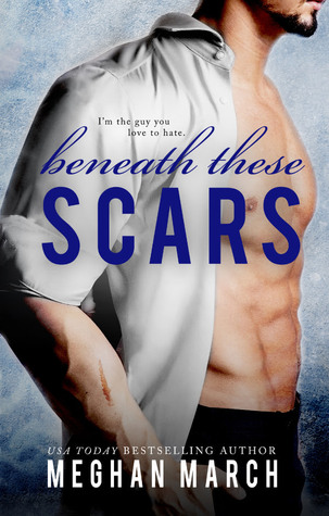 Review: Beneath These Scars (Beneath #4) by Meghan March