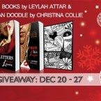 Holiday Giveaway from Leylah Attar