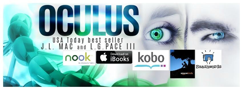 Release Day Review: Oculus (Oculus, #1) by J.L Mac and L.G. Pace III