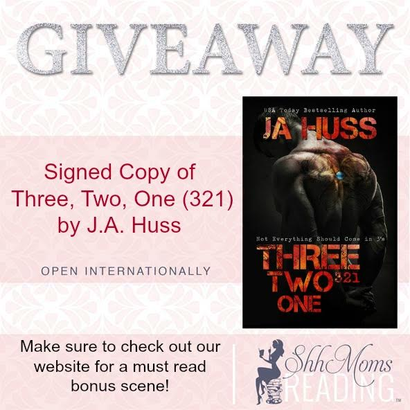 3,2,1 giveaway