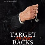 Cover Reveal: Target on Our Backs (Monster in His Eyes #3) by J.M Darhower