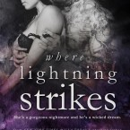 Cover Reveal: Where Lightning Strikes (Bleeding Stars #3) by A.L. Jackson