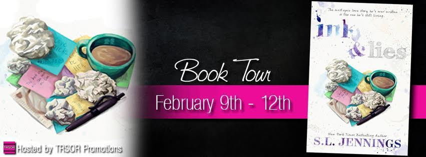 Blog Tour and Giveaway: Ink & Lies by S.L. Jennings