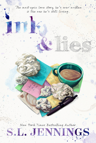 Exclusive and Giveaway: Ink & Lies by S.L. Jennings