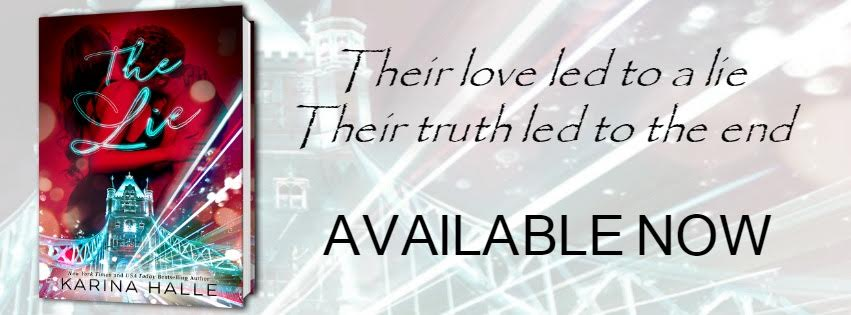 Release Day Blitz: The Lie (The McGregors #4) by Karina Halle