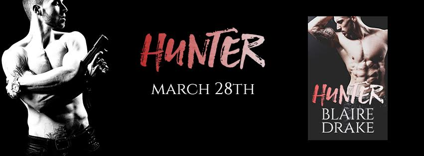 Exclusive Excerpt and ARC Giveaway: Hunter by Blaire Drake