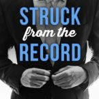 Struck from the Record Cover Reveal by K.A. Linde