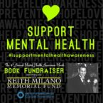 4th Annual Mental Health Awareness Month Book Fundraiser