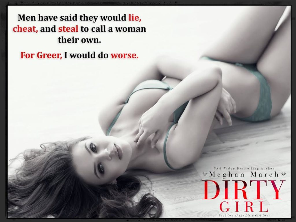 dirty girl teaser