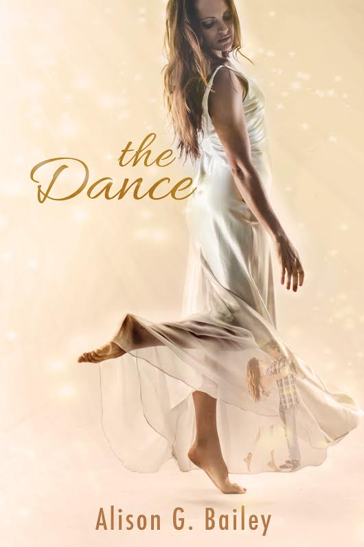 The Dance Cover Reveal and Giveaway by Alison G. Bailey