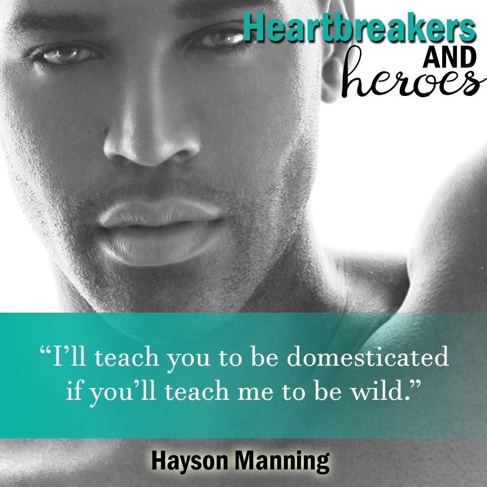 Teaser graphic - Hayson Manning