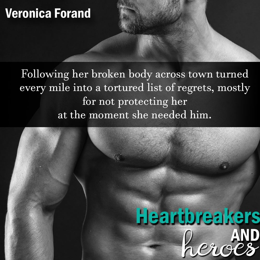 Teaser graphic - Veronica Forand