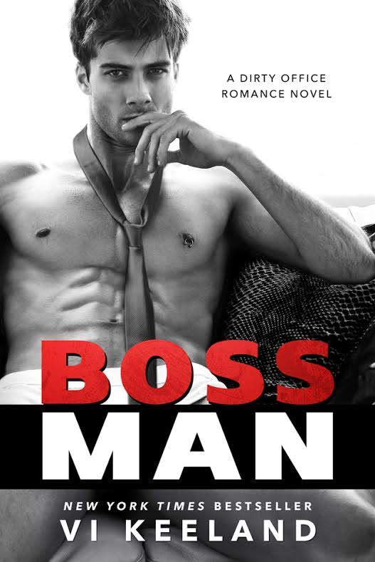 Vi Keeland's Bossman Cover Reveal