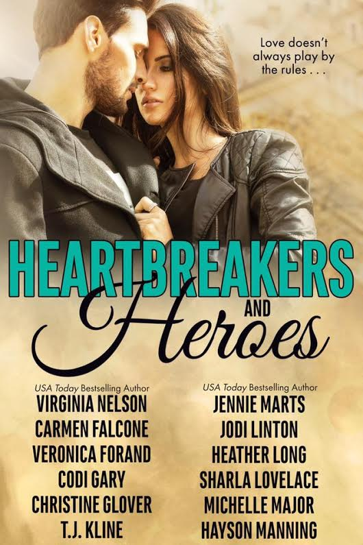 Heartbreakers and Heroes Spotlight and Giveaway