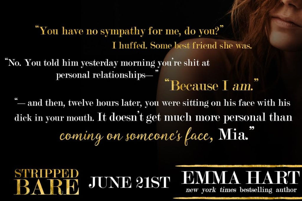 stripped bare teaser