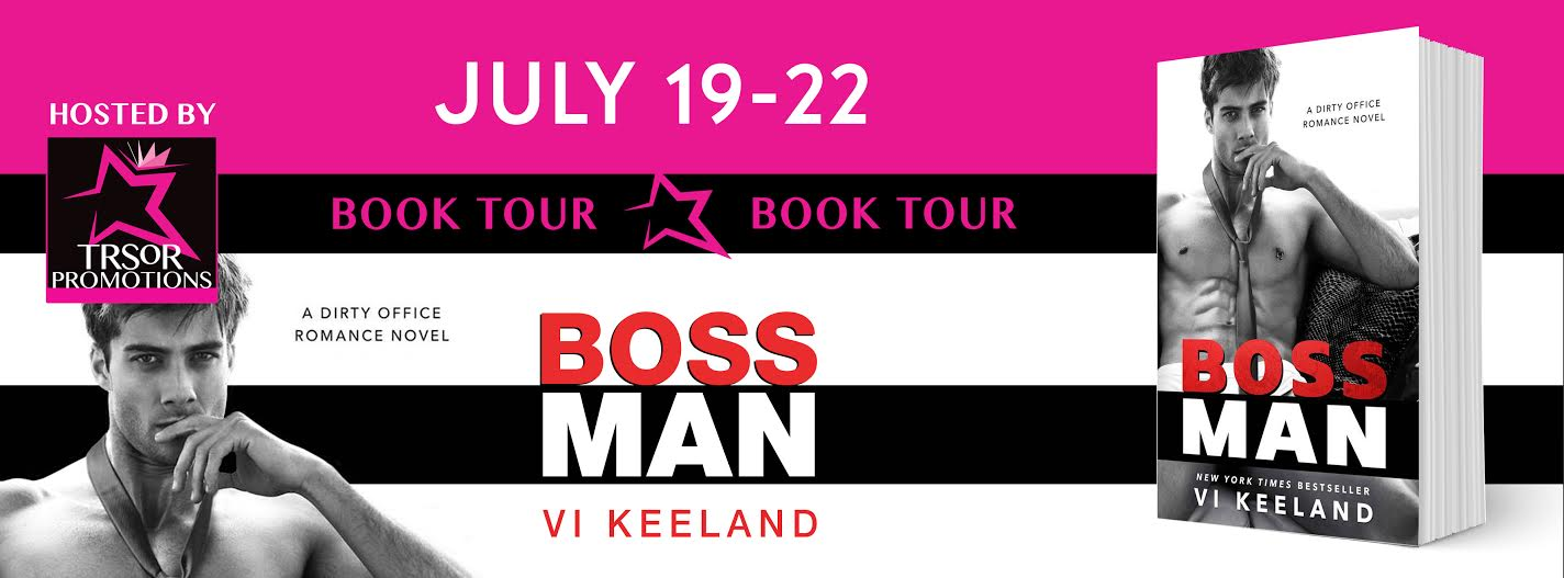 Review and Giveaway of Bossman by Vi Keeland