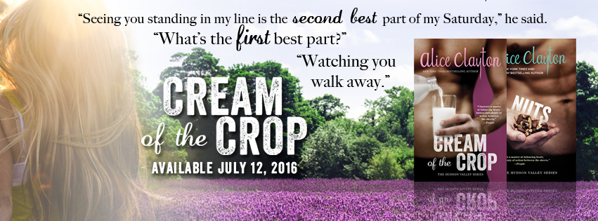 Review of Cream of the Crop by Alice Clayton