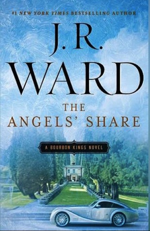The Angel's Share by J.R. Ward is LIVE! And a giveaway too!