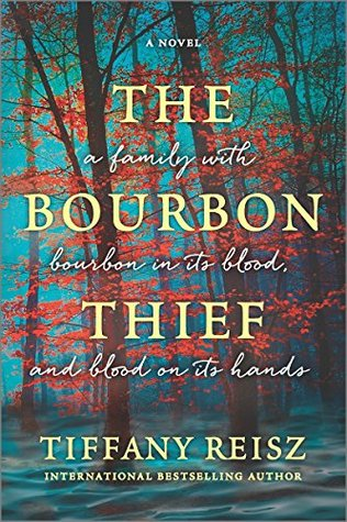 Review of The Bourbon Thief by Tiffany Reisz