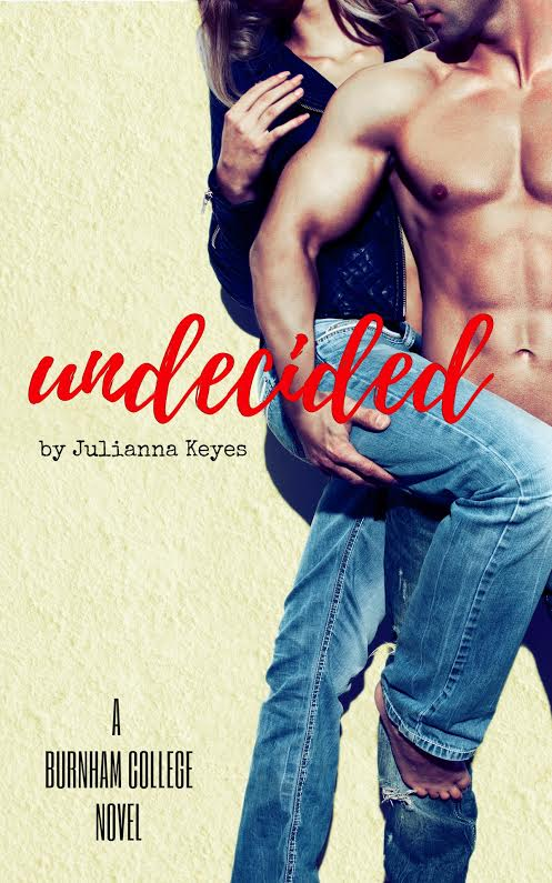 Undecided has a NEW Cover and Giveaway too!