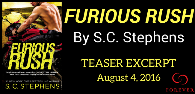 Furious Rush Teaser Blitz and ARC Giveaway!