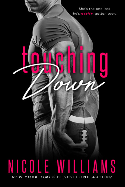 Touching Down Cover Reveal