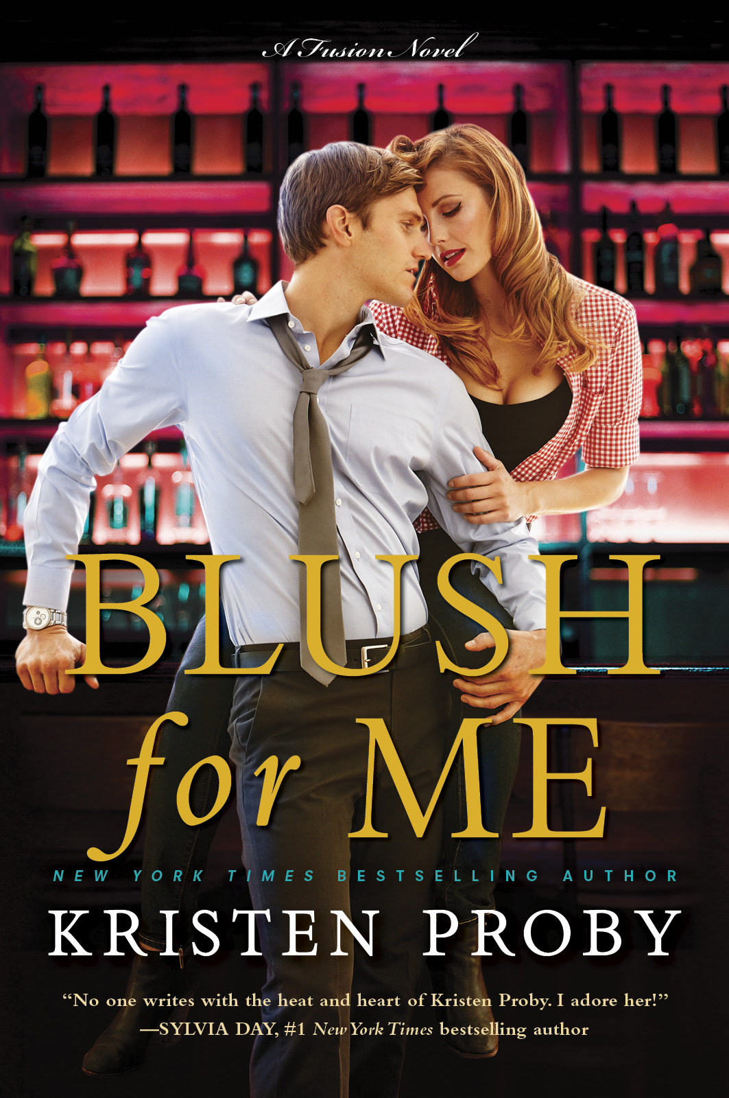 Kristen Proby's Blush for Me Cover Reveal