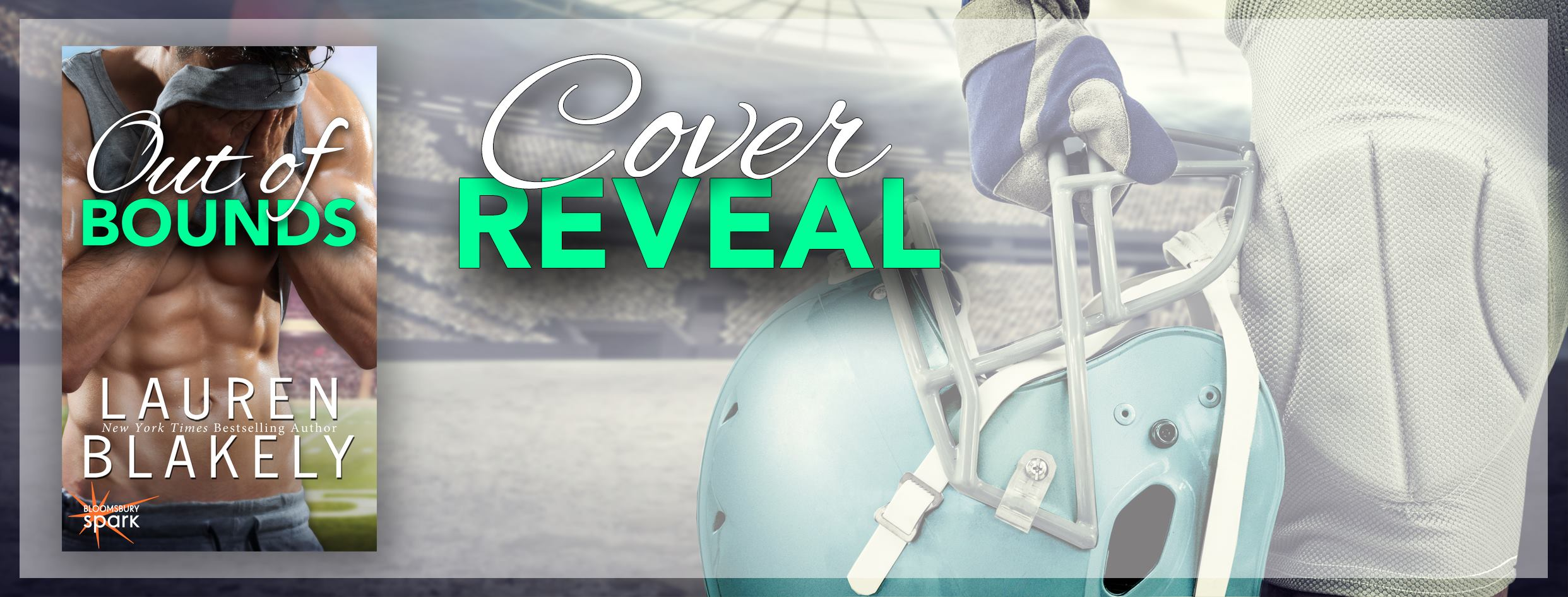 Out of Bounds Cover Reveal by Lauren Blakely