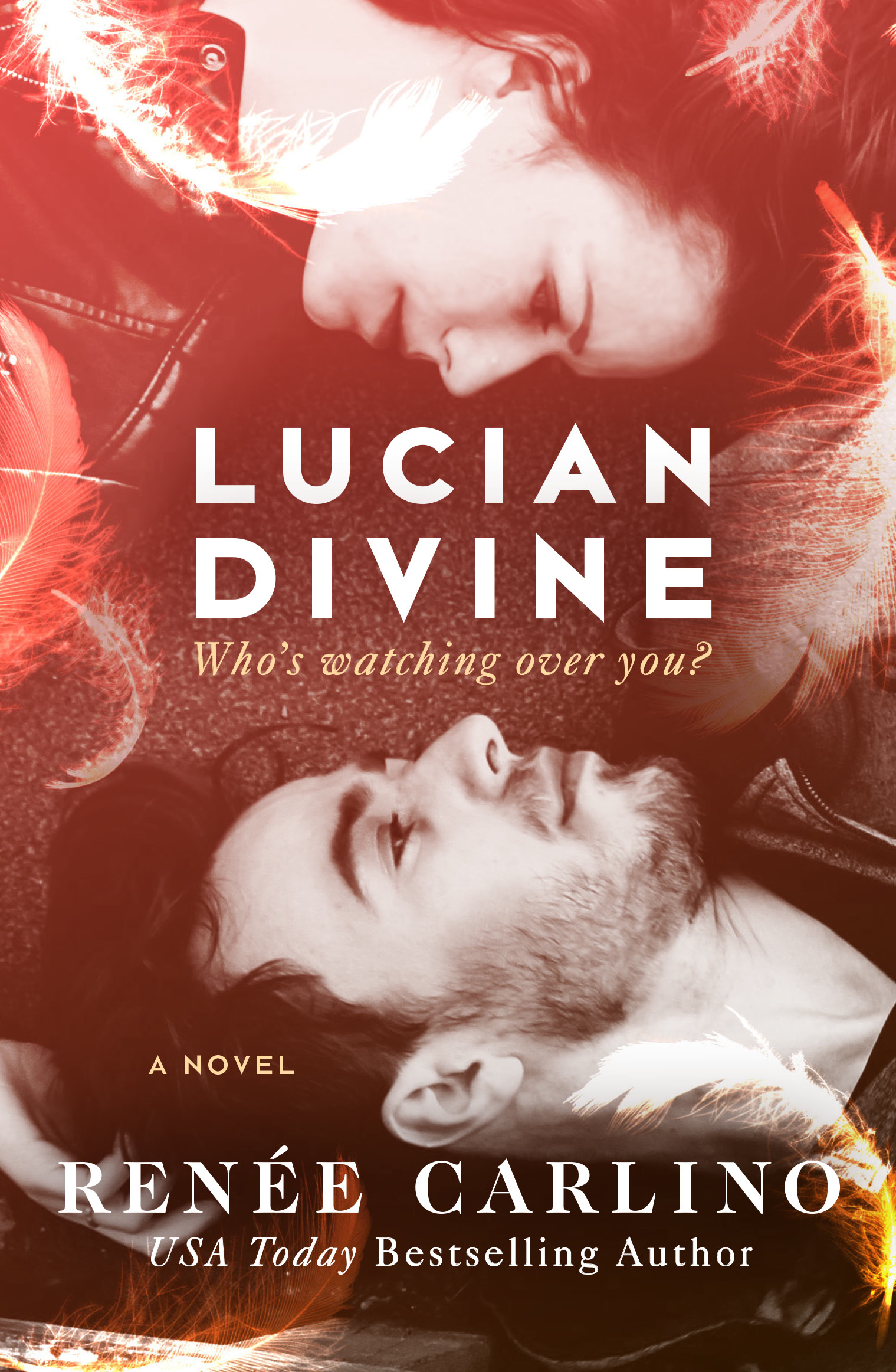 Cover Reveal for Lucian Divine by Renee Carlino