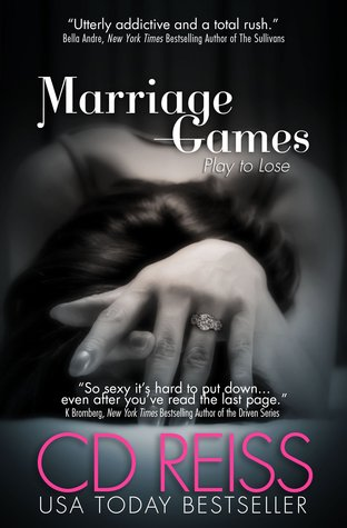 Review of Marriage Games by CD Reiss