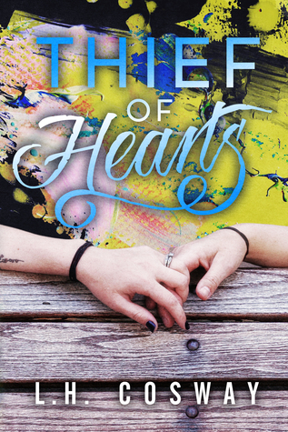 Review of Thief of Hearts by L.H. Cosway