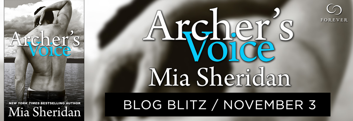 Archer's Voice by Mia Sheridan is on SALE for $.99 for a limited time!