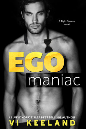 Cover Reveal: Ego Maniac by Vi Keeland