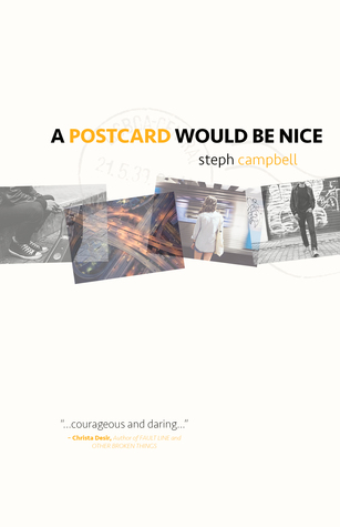 A Postcard Would Be Nice by Steph Campbell is LIVE!!!