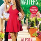 Size Matters by Alison Bliss is LIVE!!!