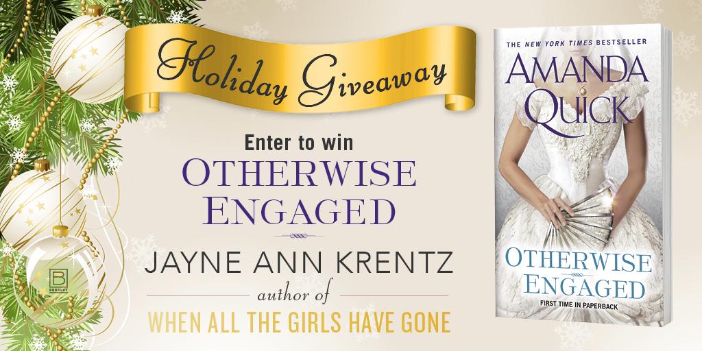 12 Days of Bookmas with Jayne Ann Krentz