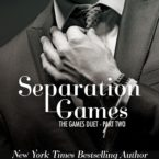Cover Reveal for Separation Games by C.D. Reiss