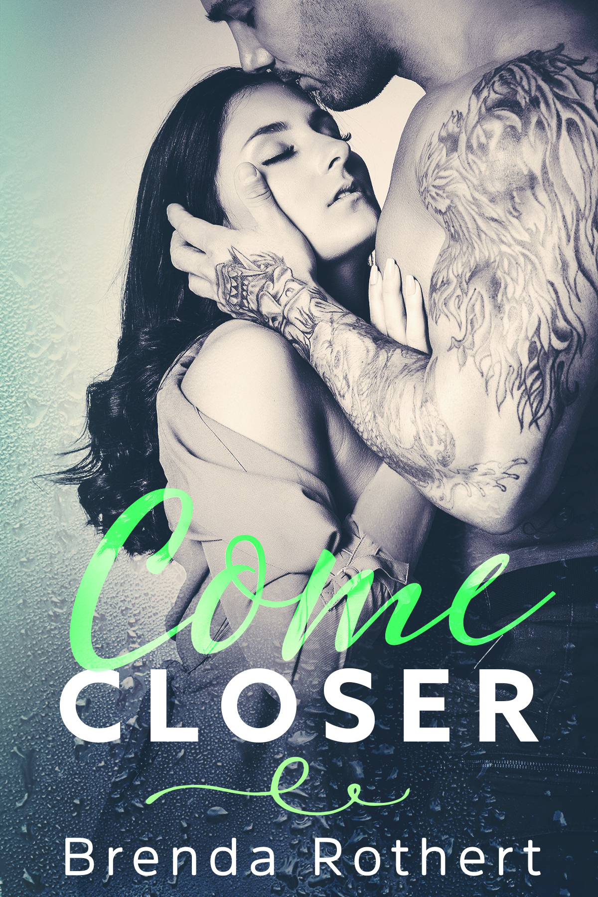 Cover Reveal for Come Closer by Brenda Rothert