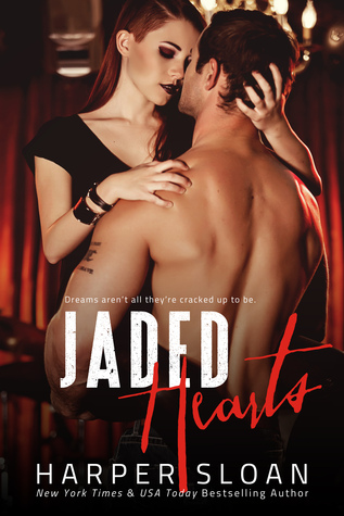 Review of Jaded Hearts by Harper Sloan